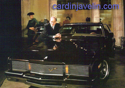 1980 Pierre Cardin Cadillac Evolution 1